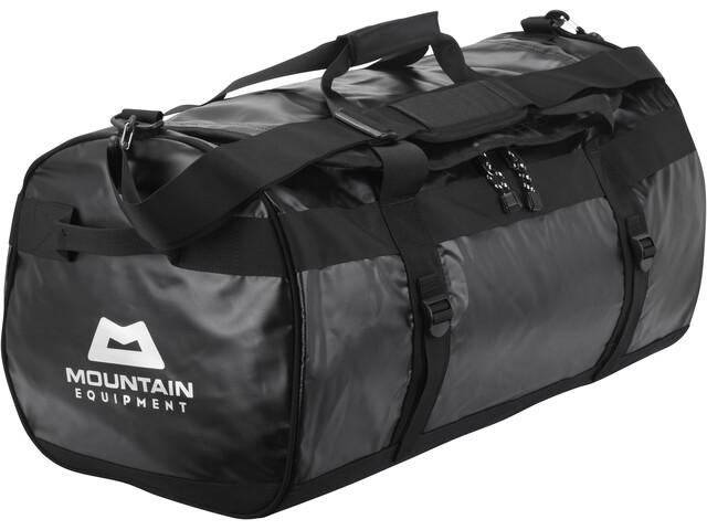 Mountain Equipment Wet & Dry Kitbag 70L, black/black/silver